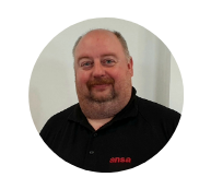 Dave Eccles - Training and Compliance Officer