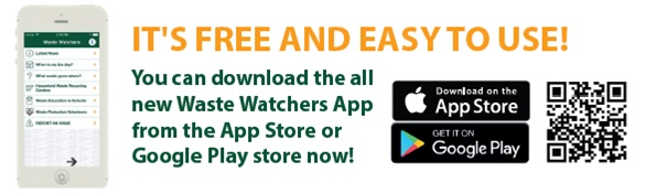 Waste watchers app