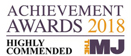 The MJ Achievement Awards 2018 - Highly Commended